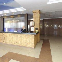 Гостиница Апарт-отель Ловеч в Рязани отзывы, цены и фото номеров - забронировать гостиницу Апарт-отель Ловеч онлайн Рязань интерьер отеля