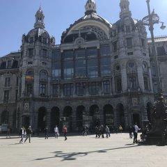 Апартаменты Renovated Apartment In Antwerp Антверпен фото 4