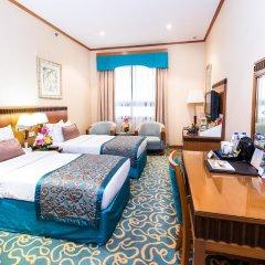 Отель Golden Tulip Al Barsha комната для гостей фото 4
