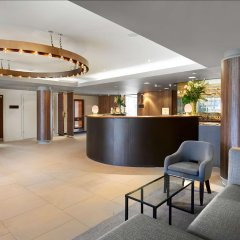 Отель DoubleTree By Hilton London Excel интерьер отеля фото 2
