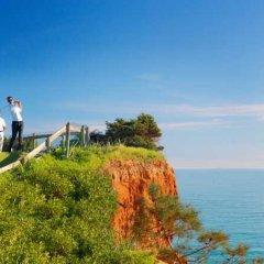 Отель Pine Cliffs Resort Португалия, Албуфейра - отзывы, цены и фото номеров - забронировать отель Pine Cliffs Resort онлайн приотельная территория фото 2