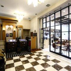 Отель APA Hotel Nishiazabu Япония, Токио - отзывы, цены и фото номеров - забронировать отель APA Hotel Nishiazabu онлайн интерьер отеля фото 3