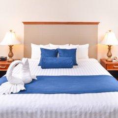 Отель Comfort Inn & Suites Downtown Tacoma США, Такома - отзывы, цены и фото номеров - забронировать отель Comfort Inn & Suites Downtown Tacoma онлайн комната для гостей фото 2