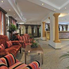 Отель Globales Cortijo Blanco интерьер отеля