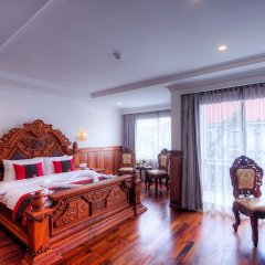 Sokha Roth Hotel in Siem Reap, Cambodia from 125$, photos, reviews - zenhotels.com guestroom
