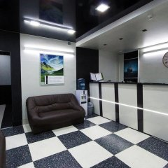 Гостиница Фьорд интерьер отеля