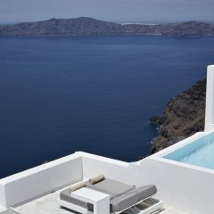 Отель Eden Villas By Canaves Oia бассейн фото 2