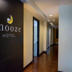Snooze Hotel Thonglor Bangkok Бангкок интерьер отеля