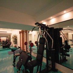 Hotel Mec фитнесс-зал