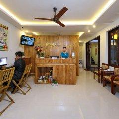 Отель Hoi An Estuary Villa Вьетнам, Хойан - отзывы, цены и фото номеров - забронировать отель Hoi An Estuary Villa онлайн интерьер отеля фото 2