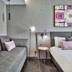 Отель Number 11 Urban Hotel Мальта, Сан Джулианс - отзывы, цены и фото номеров - забронировать отель Number 11 Urban Hotel онлайн комната для гостей фото 5