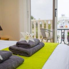 Отель Protaras Villa Lilly комната для гостей фото 2