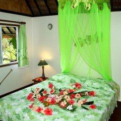 Отель Fare Vaihere Французская Полинезия, Муреа - отзывы, цены и фото номеров - забронировать отель Fare Vaihere онлайн комната для гостей фото 5