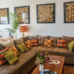 Отель Appartement Asmaa Марокко, Касабланка - отзывы, цены и фото номеров - забронировать отель Appartement Asmaa онлайн комната для гостей фото 5