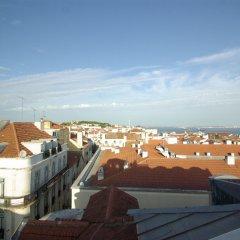 Отель My Bairro Alto Suites пляж