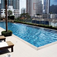 Отель Sukhumvit Park, Bangkok - Marriott Executive Apartments Таиланд, Бангкок - отзывы, цены и фото номеров - забронировать отель Sukhumvit Park, Bangkok - Marriott Executive Apartments онлайн с домашними животными