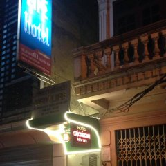 Отель New Life Ханой вид на фасад