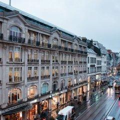 Отель Smartflats Design - Louise Брюссель балкон
