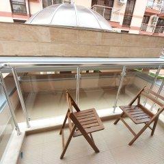 Отель Menada Tarsis Apartments Болгария, Солнечный берег - отзывы, цены и фото номеров - забронировать отель Menada Tarsis Apartments онлайн балкон