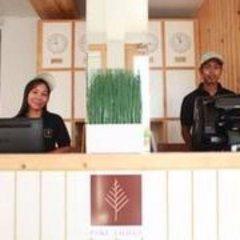 Отель Pine Lodge Мальдивы, Мале - отзывы, цены и фото номеров - забронировать отель Pine Lodge онлайн интерьер отеля фото 3