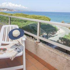 Отель Blanes Beach Испания, Бланес - отзывы, цены и фото номеров - забронировать отель Blanes Beach онлайн балкон