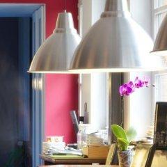 Отель Guesthouse Bxlroom Брюссель гостиничный бар
