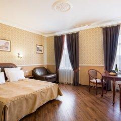 Отель Гоголь 4* Стандартный номер фото 4