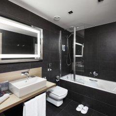 Отель Occidental Praha Five 4* Стандартный номер с различными типами кроватей фото 20