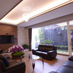 Отель Villa Le Hoang Далат комната для гостей