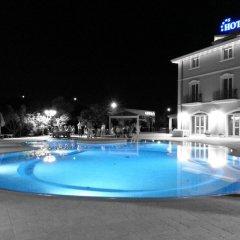 Отель Villa Michelangelo Ситта-Сант-Анджело бассейн