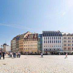 Отель Aparthotel Altes Dresden пляж