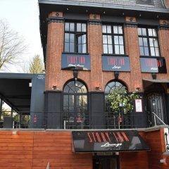Story'Inn Hotel Брюссель вид на фасад