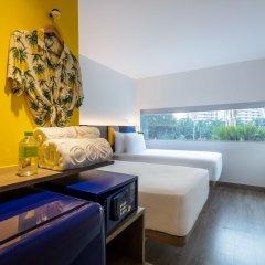 Отель COSI Pattaya Naklua Beach Таиланд, Паттайя - отзывы, цены и фото номеров - забронировать отель COSI Pattaya Naklua Beach онлайн комната для гостей фото 5