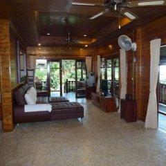 Отель Baan Laem Noi Villas комната для гостей фото 5