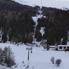 Mountain Living Apart-Hotel Горнолыжный курорт Ортлер спортивное сооружение