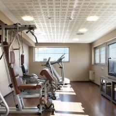 Отель ILUNION Bel-Art фитнесс-зал