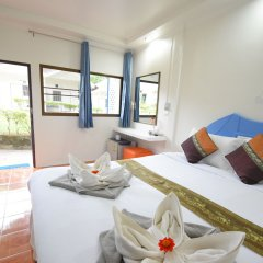 Отель Simple Life Cliff View Resort комната для гостей фото 3