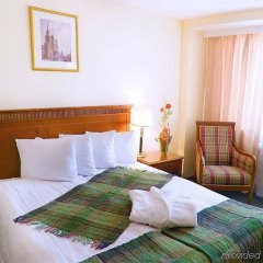 Гостиница SunFlower Парк в Москве - забронировать гостиницу SunFlower Парк, цены и фото номеров Москва комната для гостей фото 4