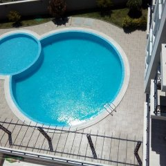 Отель Deluxe Premier Residence Солнечный берег бассейн