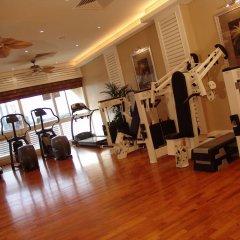 Отель Radisson Blu Resort, Sharjah фитнесс-зал фото 2
