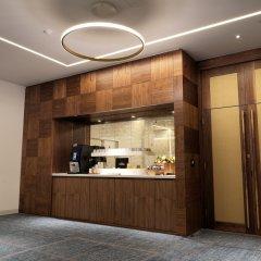 Отель Holiday Inn London Kings Cross / Bloomsbury питание