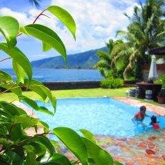 Отель Tahiti Surf Beach Paradise детские мероприятия