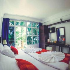 Отель Transit Beach View Hotel Мальдивы, Мале - отзывы, цены и фото номеров - забронировать отель Transit Beach View Hotel онлайн комната для гостей фото 4