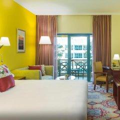 Coral Dubai Deira Hotel комната для гостей