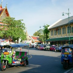Отель Bed De Bell Hostel Таиланд, Бангкок - отзывы, цены и фото номеров - забронировать отель Bed De Bell Hostel онлайн городской автобус