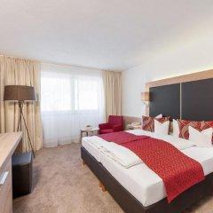 Отель Tyrolerhof Австрия, Хохгургль - отзывы, цены и фото номеров - забронировать отель Tyrolerhof онлайн комната для гостей фото 4