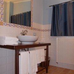 Отель Country House Le Meraviglie Италия, Реканати - отзывы, цены и фото номеров - забронировать отель Country House Le Meraviglie онлайн ванная фото 2