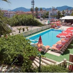Ozturk Apart Hotel Мармарис бассейн фото 3