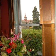 Отель Humboldt House Bed & Breakfast Канада, Виктория - отзывы, цены и фото номеров - забронировать отель Humboldt House Bed & Breakfast онлайн балкон