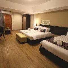 Отель Golden Jade Suvarnabhumi комната для гостей фото 5